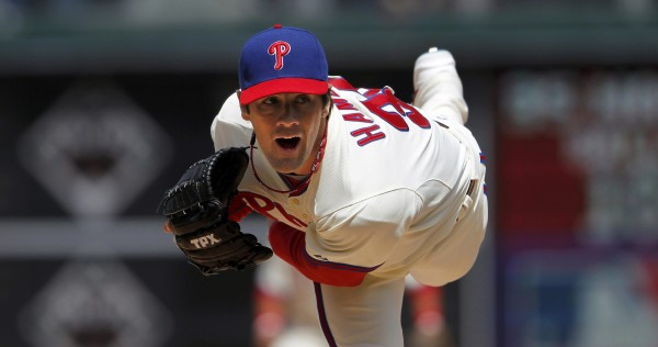The Red Sox Are Interested In Cole Hamels?
