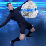 Cristiano Ronaldo Dodges Dandruff Balls in Most Recent Commercial