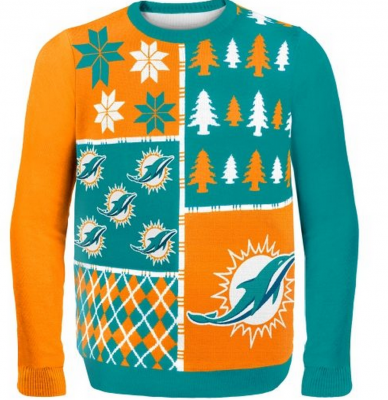 Dolphins Sweater