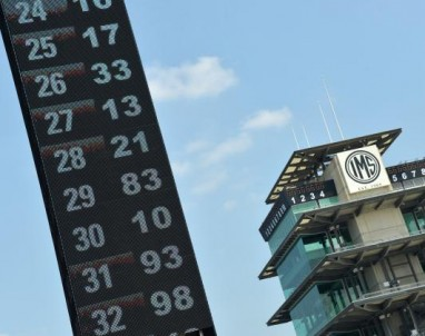 Indianapolis Motor Speedwat will be busy entertaining NASCAR this weekend