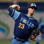 Jake Odorizzi's K-Rate May Be Best Kept Secret In Baseball