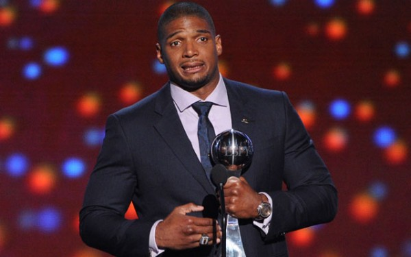 Michael_Sam_ESPYS_Speech_Arthur_Ashe_Courage_Award_Video