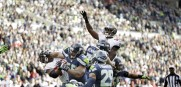 Mike James touchdown vs Seahawks