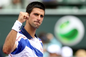 Novak Djokovic battled  Roger Federer to win his second Wimbledon Championship