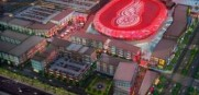 Red Wings Unveil Plan For New Arena In 2017
