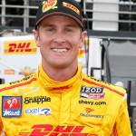 "INDYCAR: Ryan Hunter-Reay is named ""Driver of the Year."""