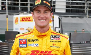 Ryan Hunter-Reay is the INDYCAR Driver of the Year in 2014