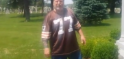 The Browns fan that should be jailed for his actions