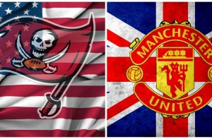 The Glazer family own both the Tampa Bay Bucs and Manchester United