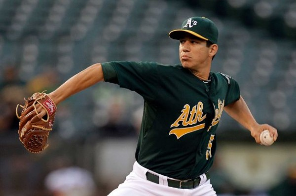 Athletics Option Tommy Milone To Triple-A