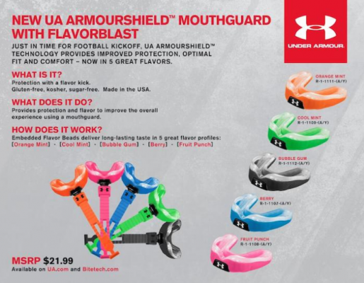 Under Armour Mouthguard