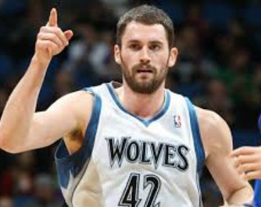 kevin love t'wolves