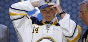 Sam Reinhart was the Buffalo Sabres first round draft pick
