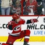 Hurricanes' Staal Felt Good After Skating Session