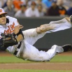 Birds lose Machado for the season