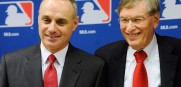 Baseballs new commissioner Rob Manfred the man he will replace Bud Selig