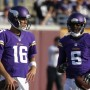 Teddy Bridgewater Says Team is Handling Peterson Case in Professional Way