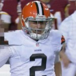 Johnny Manziel Fined $12,000 For Flipping Off Redskins