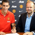 The Glazers sign Di Maria to ManU for $99 million