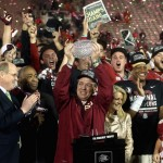 FSU on top of the USA Today-Coaches Preseason Poll
