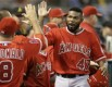 Tide Turns As Angels Beat Marlins In Game Two 8-2