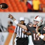 Canes Leave Troubled QB At Home