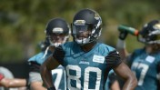 Allen Robinson Out With Hamstring Injury