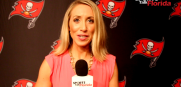 Sports Talk Florida Bucs Insideer Jenna Laine recaps training camp practice