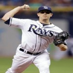 Hellickson Digs Hole, Rays Late Rally Falls Short In Loss To Angels