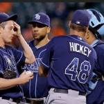 Rays Giveaway Leads And Game, Fall To Orioles 5-4