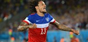 Jermaine Jones is headed to New England but how he got there is the question