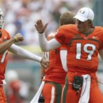Report: Canes QB Suspended for Failed Drug Test