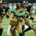 Video: LFL Brawl, Player Takes a Swing at a Coach