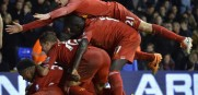 Liverpool hopes to continue their success Sunday against Tottenham