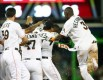 Stanton Delivers Marlins' 11th Walk-Off Win Of 2014