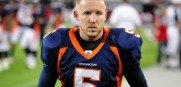 Broncos' Matt Prater Suspended For Four Games