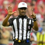 NFL Ref Won't Do Washington Games Because Of Racist Name