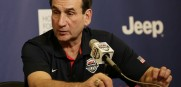Mike Krzyzewski, USA head coach has his roster set for the FIBA World Cup