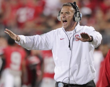 Ohio State coach Urban Meyer will have his hands full with Navy come Saturday in Baltimore