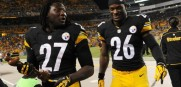Pittsburgh's Le'Veon Bell and LeGarrette Blount, are likely to be suspended