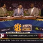 The SEC Network's Desk Needs Work