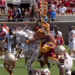 This is How No. 1 FSU Fans Get Pumped for Upcoming Season