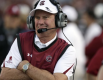 Steve Spurrier is ready to run the ball this season at South Carolina