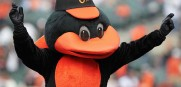 The Baltimore Orioles are quietly running away in the AL East