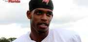 Tampa Bay Buccaneers WR Tommy Streeter