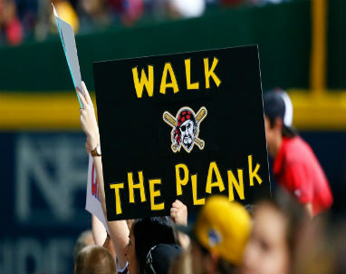 Pirates ready to make the Giants walk the plank in the NL Wild Card game set for Pittsburgh Wednesday night