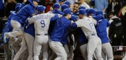 Royals return to the playoffs for the first time since 1985