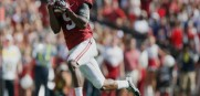 2.Amari Cooper on his way to scoring a touchdown as the Tide rolled over the Gators