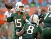Miami freshman quarterback Brad Kaaya played well but Nebraska was too much