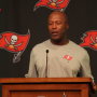 "Bucs Coach Lovie Smith Done Reliving Thursday Night's ""Horror Show"""